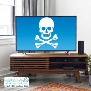 آیا احتمال ویروسی شدن تلویزیون وجود دارد؟