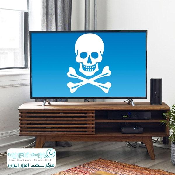 ویروسی شدن تلویزیون