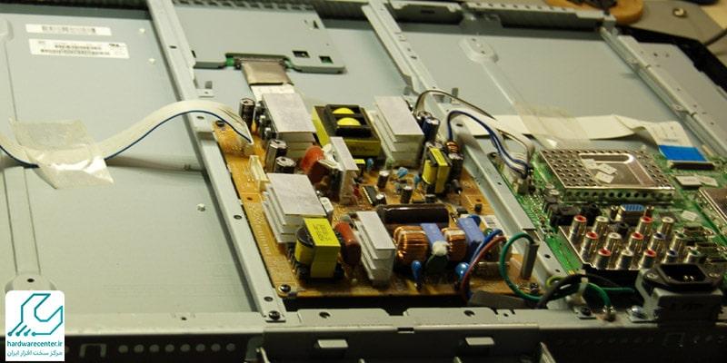 تعمیر ال سی دی تلویزیون سامسونگ