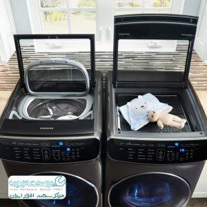 خشک کن لباسشویی سامسونگ
