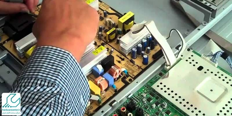 تعمیر ال ای دی LED تلویزیون سامسونگ
