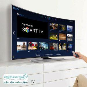 مرتب سازی کانال تلویزیون سامسونگ