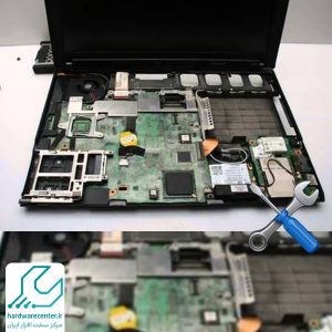 تعمیر فلت لپ تاپ سامسونگ