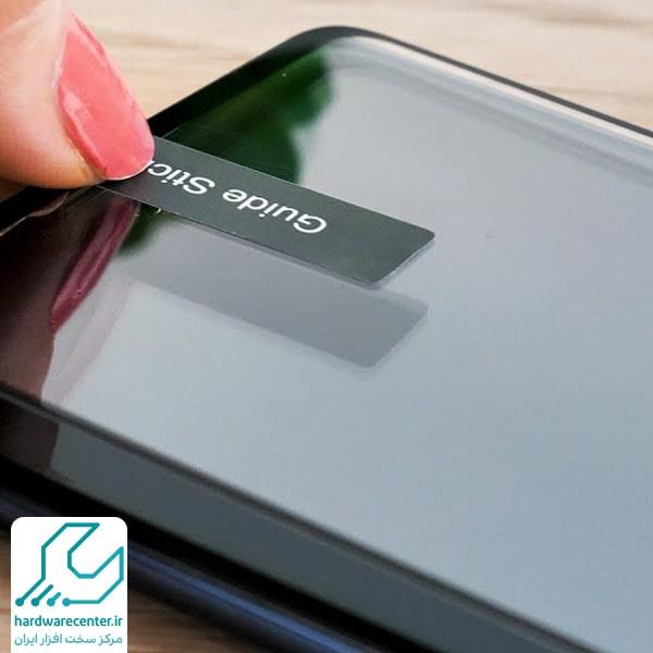 تعویض گلس ال سی دی سامسونگ Galaxy Note 20 Ultra