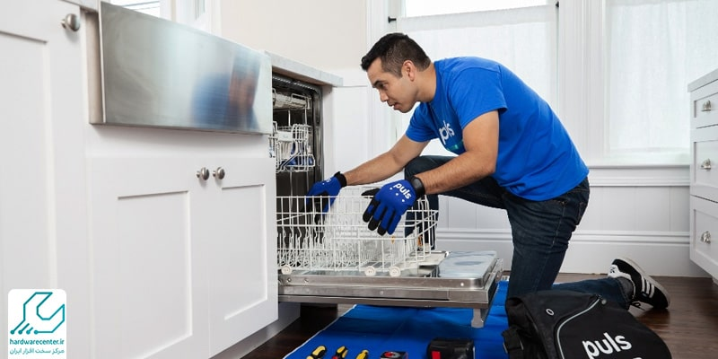 تعمیر ظرفشویی سامسونگ